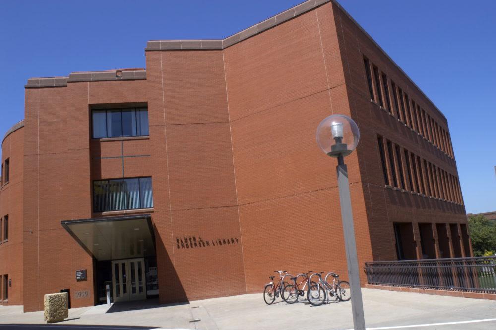 Elmer L. Andersen Library exterior