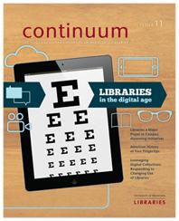 continuum magazine