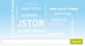 search function jstor