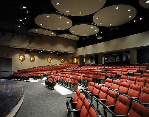 Coffman Theatre