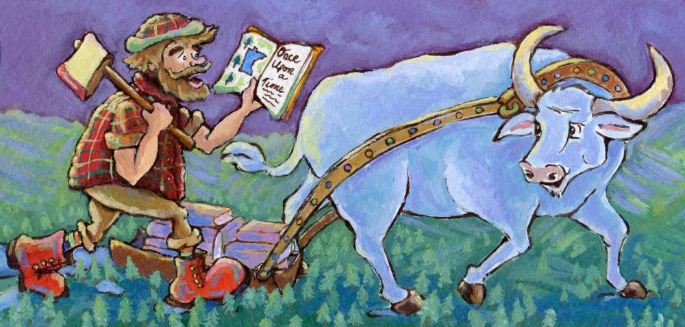 MNSCBWI illustration by Sara Weingartner.