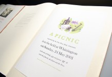 Book from Whittington Press