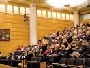 Richard Moe delivers Nagel Lecture