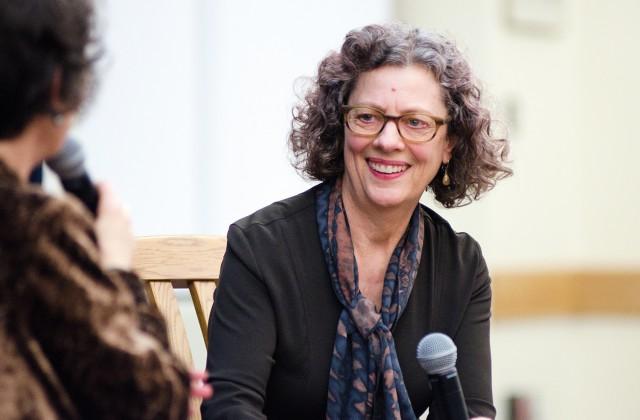Author Mary Logue
