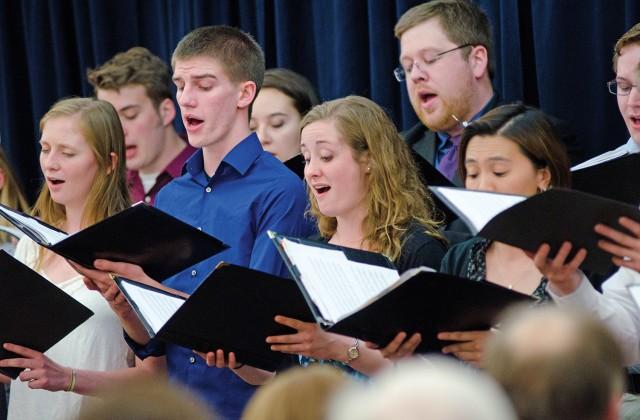 The University Singers