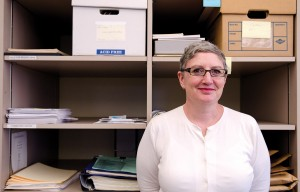 Cecily Marcus, Curator of the Performing Arts Archives