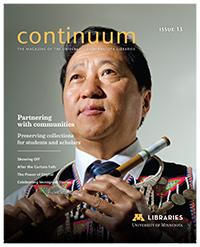 continuum Cover 2015