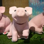 three Pigs from Children's Theatre Company