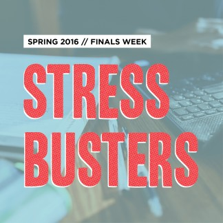 Stress Busters poster