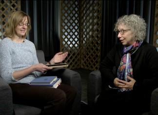 Jan Fransen and Lisa Von Drasek