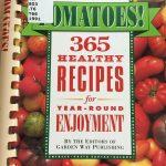 tomato cook book