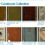 Screenshot of Kirschner Collection on UMedia Archive