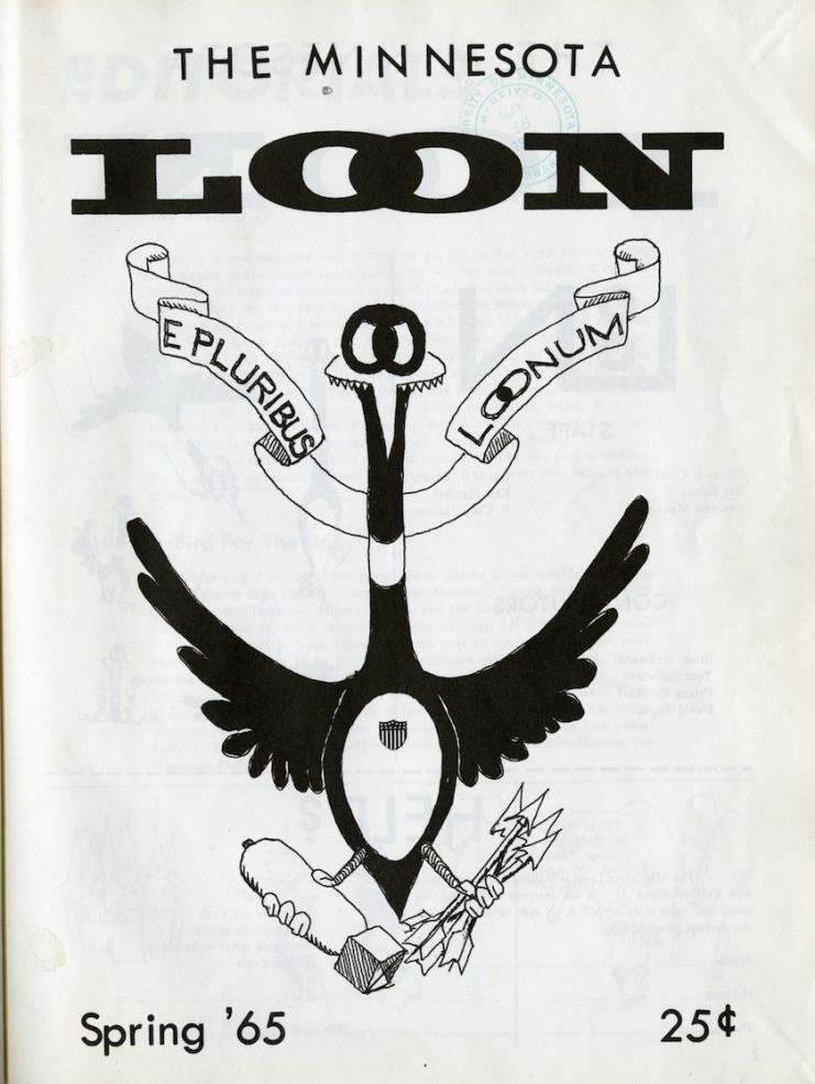 The Minnesota Loon, 1965