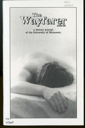 Wayfarer, 1997-2003, journal of undergraduate writing published by members of the English Undergraduate Organization