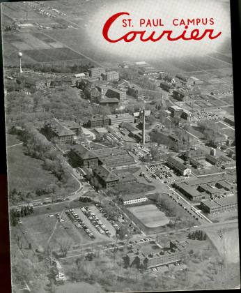 St. Paul Courier, 1957, student magazine for the St. Paul campus intended to be a successor to Gopher Countryman
