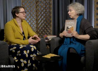 Megan Kocher and Lisa Von Drasek on Read This Book - Books to Give 2017