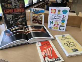 cookbooks from Beatrice Ojakangas