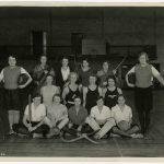 Women's team at University of Minnesota