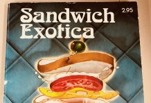 Cover photo of Sandwich Exotica