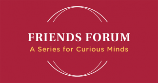 Friends Forum: A series for curious minds (icon)