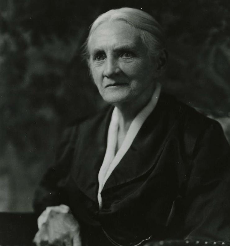 Maria Sanford, undated.