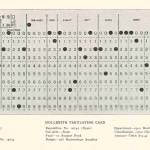 The 1927 Report of the Comptroller featured a detailed outline of the University's General Accounting System, including a description of how tabulating or punch cards are used.
