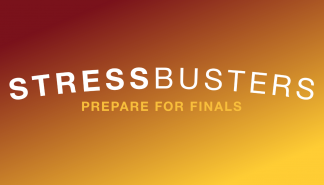 Text - Stressbusters: Prepare for Finals