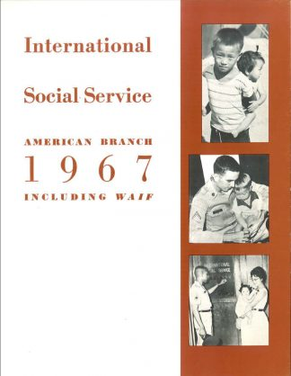 International Social Service Guide-1967