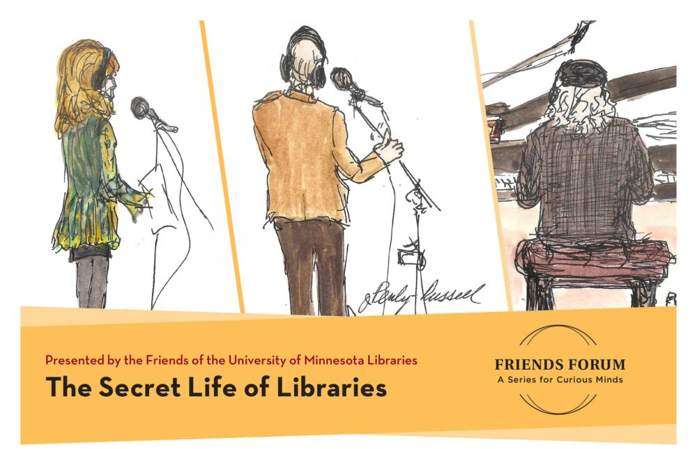 The Secret Life of Libraries