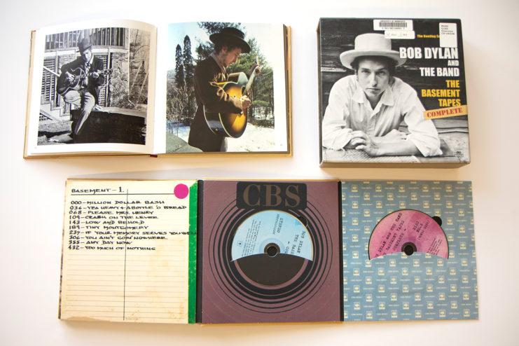 Music Library CDs, Bob Dylan