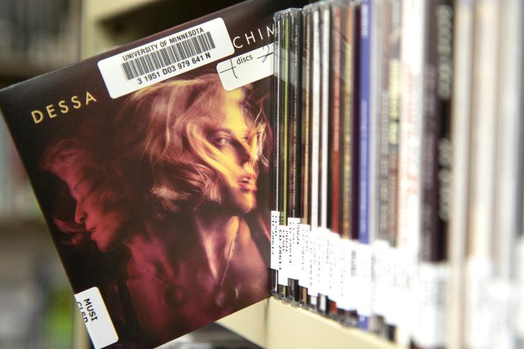 Music Library CDs, Dessa