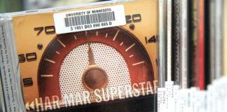 Music Library CDs, Har Mar Superstar