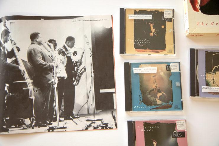 Music Library CDs, Miles Davis