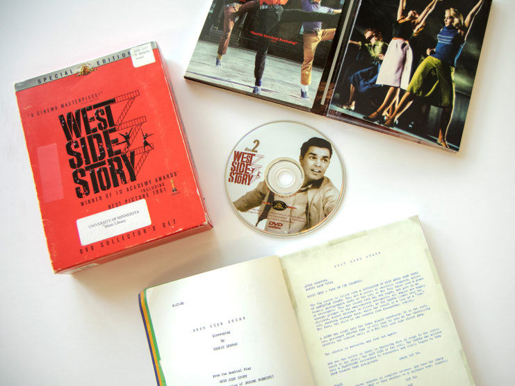 Music Library DVDs, West Side Story