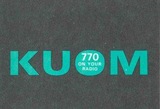 KUOM Logo