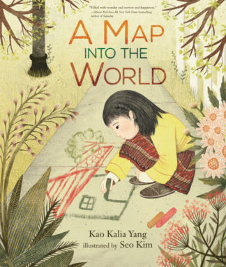 Cover of A Map into the World.