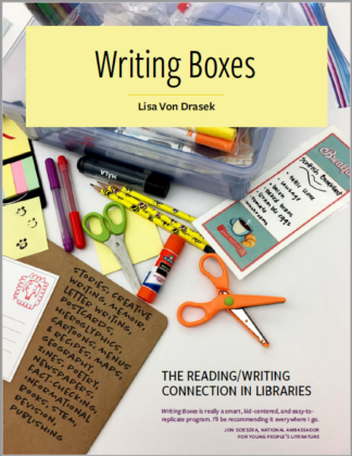 Cover of Writing Boxes: The Reading/Writing Connection in Libraries