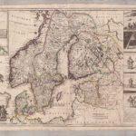 Map of Scandinavia (1730)