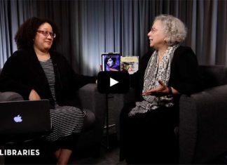 Kim Clarke with Lisa Von Drasek
