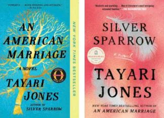Two books: An American Marriage and Silver Sparrow