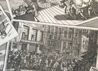 Image for the exhibit The Mississippi Bubble: John Law and the Collapse of the French Economy, 1718–1720