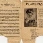 Sheet Music In Aeroplano