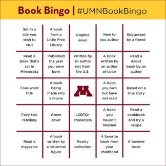 Summer Book Bingo 2020