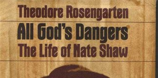 All God's Dangers: The Life of Nate Shaw
