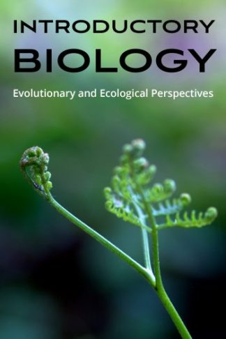 Introductory Biology textbook