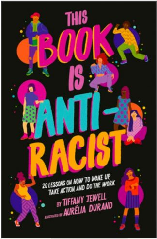Book Cover This Book is Anti-Racist