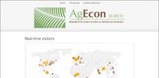 AG Econ Search home page