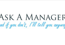 Ask a Manager Blog Logo