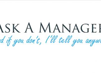 Ask a Manager Blog Logo