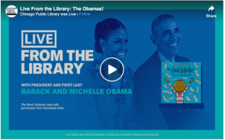 Front logo of From the Library Video